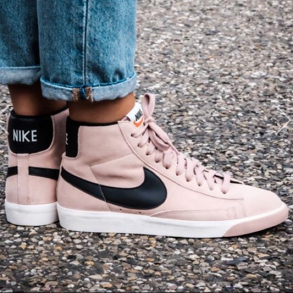 NikeWomen s Blazer Mid Suede Sneakers. M 5bcb5cc0baebf6cdea94b72b fd83c6c35